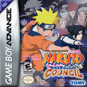 Naruto: Ninja Council GBA