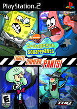 SpongeBob SquarePants: Lights, Camera, Pants! PS2