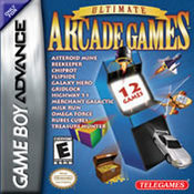 Ultimate Arcade Games GBA
