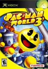 Pac-Man World 3 Xbox