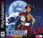 Lunar 2: Eternal Blue PSX