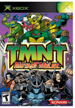 TMNT: Mutant Melee Xbox