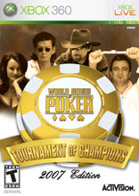 World Series of Poker: Tournament of Champions 2007 Xbox 360