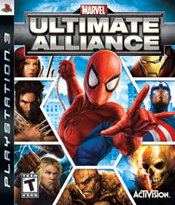 Marvel: Ultimate Alliance PS3