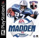 Madden NFL 2001 PSX