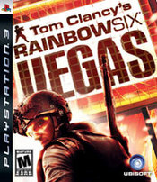 Tom Clancy's Rainbow Six Vegas PS3