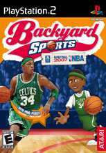 Backyard Sports: NBA Basketball 2007 PS2