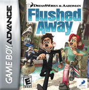 Flushed Away GBA