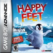 Happy Feet GBA