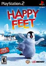 Happy Feet PS2