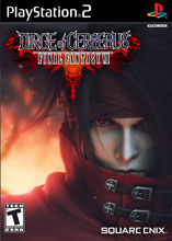 Final Fantasy VII: Dirge of Cerberus PS2