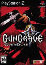 Gungrave Overdose PS2