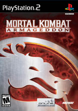 Mortal Kombat: Armageddon PS2
