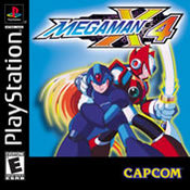 Megaman X4 PSX