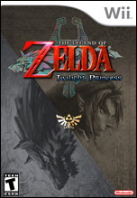 The Legend of Zelda: Twilight Princess Wii