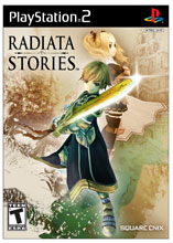 Radiata Stories PS2