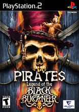 Pirates: Legend of the Black Buccaneer PS2
