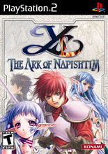 Y's: The Ark of Napishtim PS2