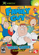 Family Guy Xbox