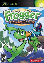 Frogger: Ancient Shadow Xbox