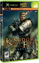 Kingdom Under Fire: The Crusaders Xbox