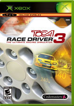 TOCA Race Driver 3 Xbox