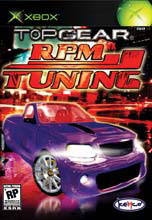 Top Gear RPM Tuning Xbox