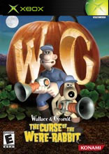 Wallace & Gromit: The Curse of the Were-Rabbit Xbox