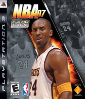 NBA 07 PS3