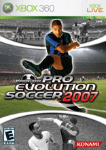 Winning Eleven: Pro Evolution Soccer 2007 Xbox 360