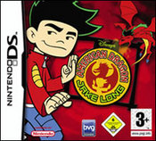American Dragon Jake Long: Attack of the Dark Dragon DS