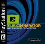 MTV Music Generator PSX