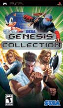 Sega Genesis Collection PSP