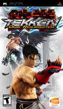 Tekken: Dark Resurrection PSP