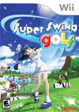 Super Swing Golf Wii