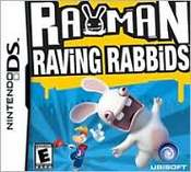 Rayman Raving Rabbids DS