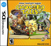Final Fantasy Fables: Chocobo Tales DS