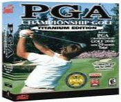 PGA Championship Golf 2000 Titanium Edition PC