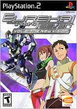 Eureka Seven Vol. 2: The New Vision PS2