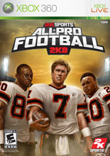 All-Pro Football 2K8 Xbox 360