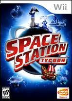 Space Station Tycoon Wii