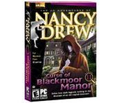 Nancy Drew Curse of the Blackmoor Manor PC