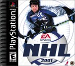 NHL 2001 PSX